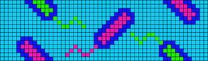 Alpha pattern #46324