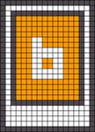 Alpha pattern #46357