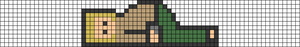 Alpha pattern #46376
