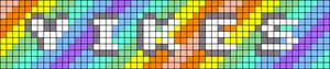 Alpha pattern #46381