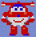 Alpha pattern #46421
