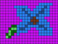 Alpha pattern #46426