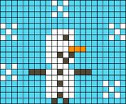 Alpha pattern #46428
