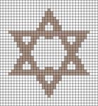 Alpha pattern #46445
