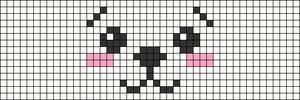 Alpha pattern #46452