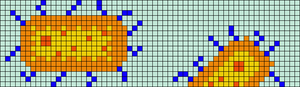 Alpha pattern #46469