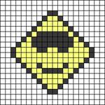 Alpha pattern #46470