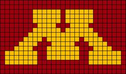 Alpha pattern #46471