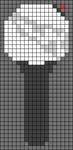 Alpha pattern #46487