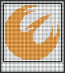 Alpha pattern #46490