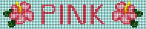 Alpha pattern #46495