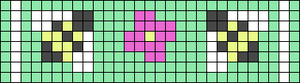 Alpha pattern #46501