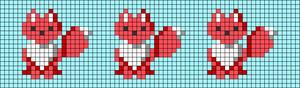 Alpha pattern #46509