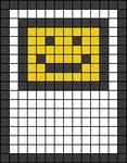 Alpha pattern #46518