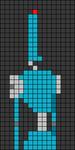 Alpha pattern #46531