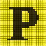 Alpha pattern #46544