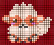 Alpha pattern #46553