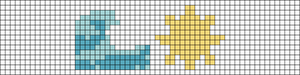 Alpha pattern #46554