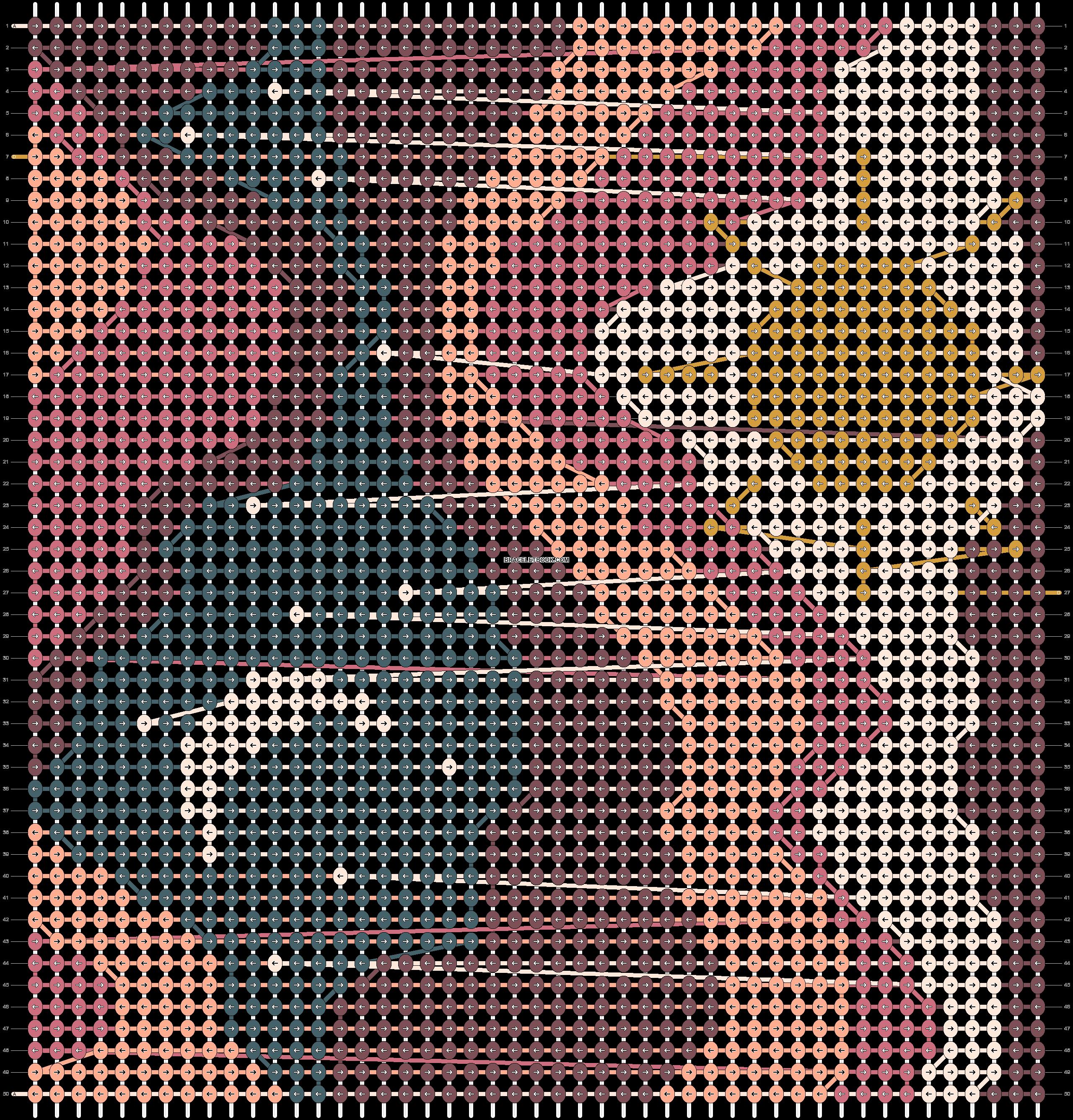 Alpha pattern #46561 pattern