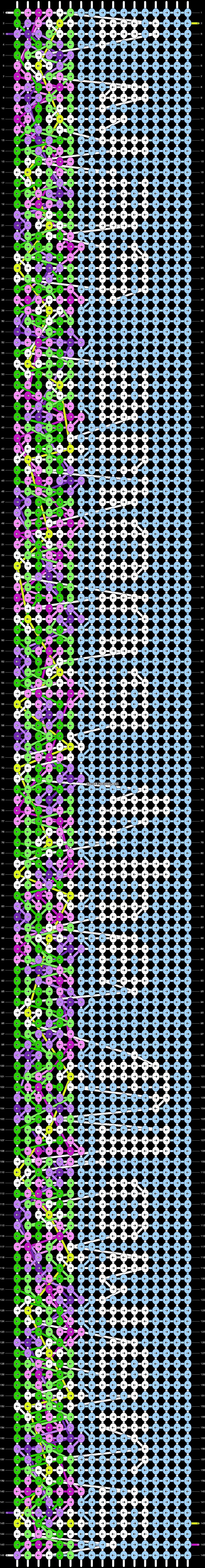 Alpha pattern #46584 pattern