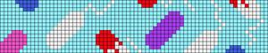 Alpha pattern #46598