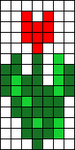 Alpha pattern #46602