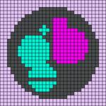 Alpha pattern #46606