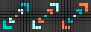 Alpha pattern #46614