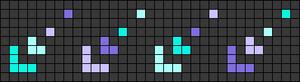 Alpha pattern #46615