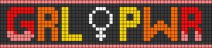 Alpha pattern #46622