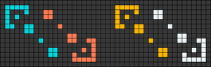 Alpha pattern #46626