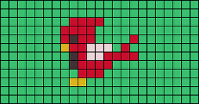 Alpha pattern #46646