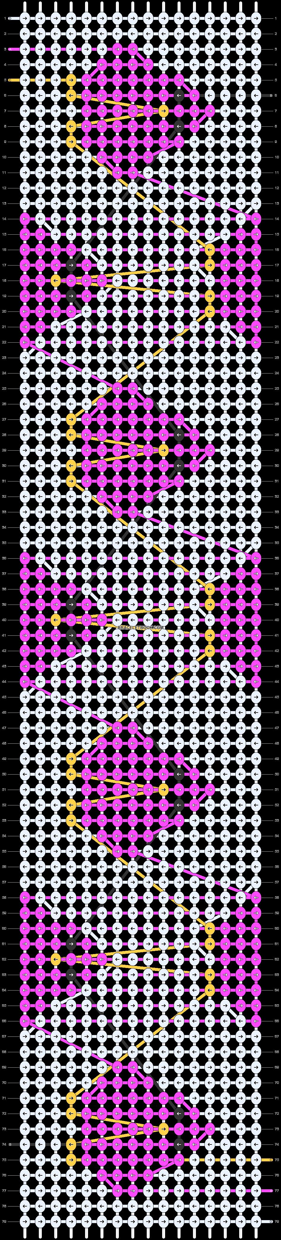 Alpha pattern #46648 pattern