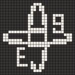 Alpha pattern #46692