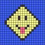 Alpha pattern #46698