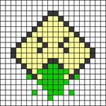 Alpha pattern #46702