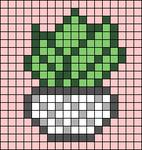 Alpha pattern #46714