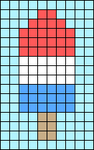Alpha pattern #46715