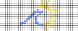 Alpha pattern #46720