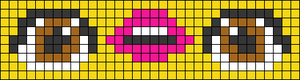 Alpha pattern #46722