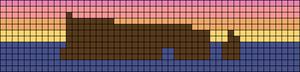 Alpha pattern #46723