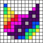 Alpha pattern #46729