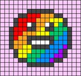 Alpha pattern #46731
