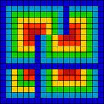 Alpha pattern #46738