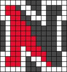Alpha pattern #46740