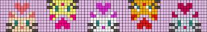 Alpha pattern #46744
