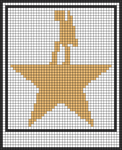 Alpha pattern #46748