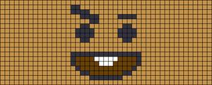 Alpha pattern #46762