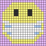 Alpha pattern #46769