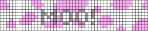 Alpha pattern #46774